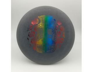 Classy Basket Wizard - Black/Grey - 4S - Rainbow Stamp
