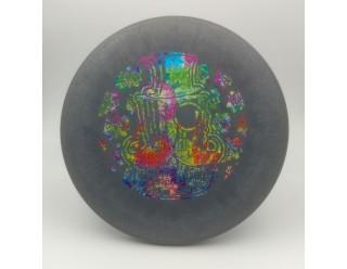 Classy Basket Wizard - Black/Grey - 4S - TieDye Glitter Stamp