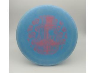 Classy Basket Wizard - Blue - SSS - Matte Pink Stamp
