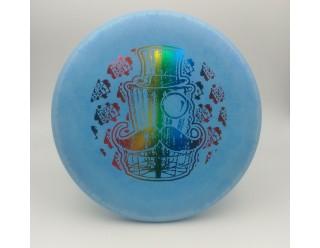 Classy Basket Wizard - Blue - SSS - Rainbow Foil Stamp