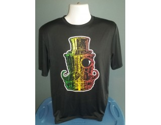 Classy Basket -  Rasta Edition -5th Run - Performance Shirt