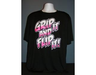 Grip It and Flip It! - Performance Shirt