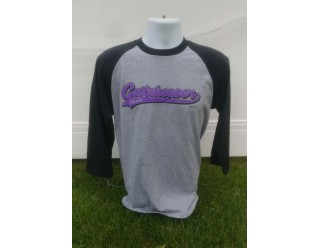 Gatekeeper Media 3/4 Raglan Sleeve Shirt