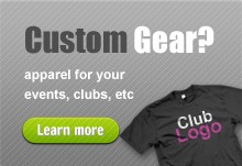 Need Custom Gear for a club or event?