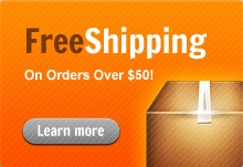 Free Shipping on all US Orders! June Special